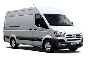 Large van hire